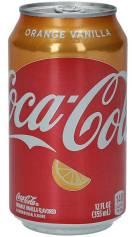 Coca Cola Orange-Vanilla 355ml