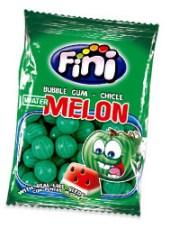 Und noch mal ein anderes Verpackungsdesign des Fini-Kaugummis mit Wassermelonengeschmack.