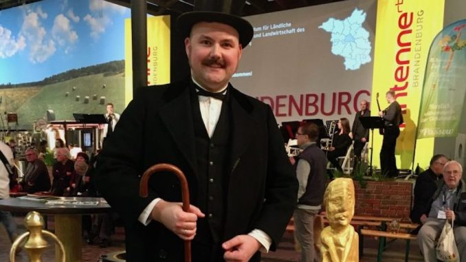 naschkater.com Fontane Schokofigur IGW 2019