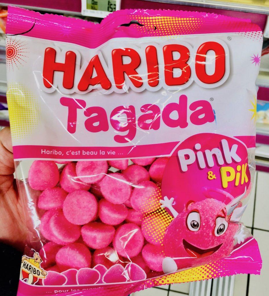 Haribo Tagada Pink+Pik Spanien