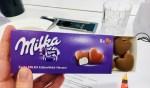 Milka Eiskonfekt-Herzen Sweetie 2019 Juryverkostung