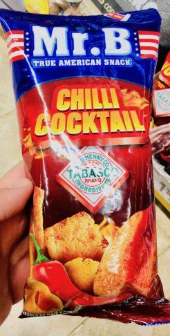 Mr B Chilli Cocktail Tabasco