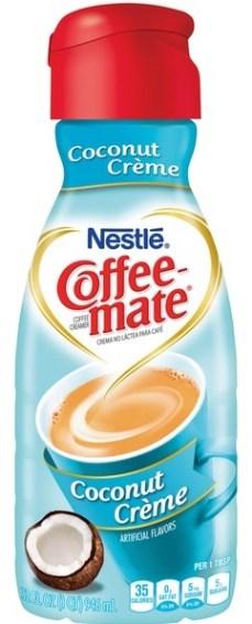 Nestlé Coffeemate Coconut Crème