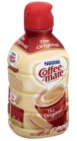 Nestlé Coffeemate Original Dicke Flasche