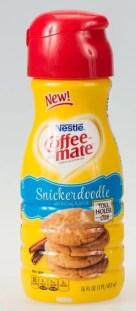 Nestlé Coffeemate Snickerdoodle