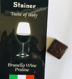Stainer Taste of Italy Brunello Wine Praline