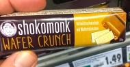 shokomonk Bar Wafer Crunch
