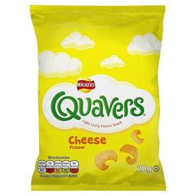 Walkers Quavers Cheese Snack