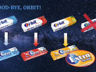 Good-bye Orbit von Wrigleys