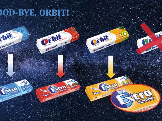 Good-bye Orbit von Wrigleys