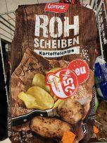 Lorenz Rohscheiben Kartoffelchips mit Steinsalz Österreich