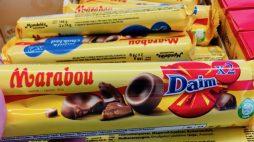 Marabou Daim Schokolade