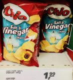 Chio Salt+Vinegar Chips