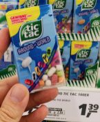Ferrro tictac around the world