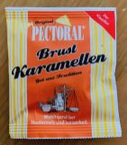 Original Pectoral Brust Karamellen Gut aus Tradition Bonbons