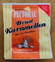 Original Pectoral Brust Karamellen Gut aus Tradition Bonbons