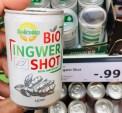 Solevita Bio Ingwer Shot Dose Lidl