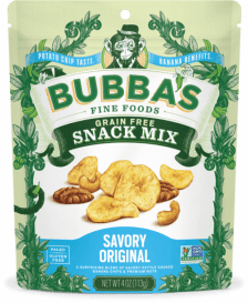 bubbas snack mix savory original