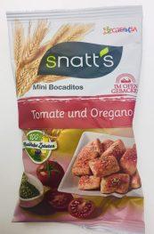 snatt's Tomate und Oregano Ofengebackn Snack GreenUSA