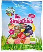 Georg Rösner Bio-Fruchtgummi Smoothies zuckerreduziert 80 g