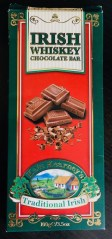 Kate Kearney's Traditional Irish Whiskey Chocolate Bar