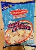 Miguelanez Marshmallows 900 Gramm Großbeutel