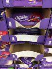 Mondelez Milka Display Details Gummibänder