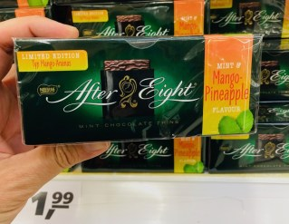 Nestlé After Eight Mango-Ananas