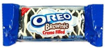 Oreo Brownie Cremefilled Weichgebäck