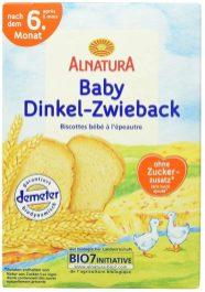 Alnatura Baby Dinkel-Zwieback Bio