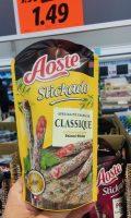 Aoste Stickado Classique Salami-Sticks