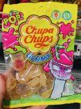 Perfetti van Melle Chupa Chups GOMMIX Lollypop Fruchtgummi in Lutscherform mit flüssiger Füllung