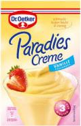 Dr Oetker Paradis Creme Vanille