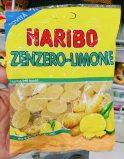 Haribo Zenzero-Limone ialien 7-2019 Ingwer-Zitrone