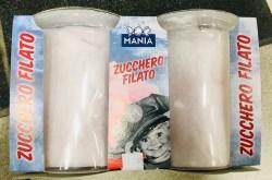 Mania ZUCCHERO FILATO Zuckerwatte Italien Mensch-Kind-Motiv