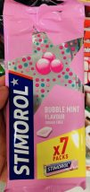 Mondelez Stimorol Bubble Mint Flavour Sugarfree