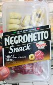 Negroni Negronetto Snack Salami mit Croccanti Taralli