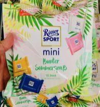 Ritter Sport Minis Bunter Sommerspaß 15 Stück Multupack Beutel