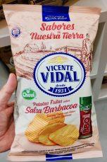 Vicente Vidal Chovi Salsa Barbacoa