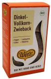 Werz Bio-Dinkel-Vollkorn-Zwieback