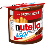 Nutella & Go! Sticks