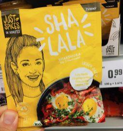 Just Spices Shalala Shakshuka Gewürzmischung