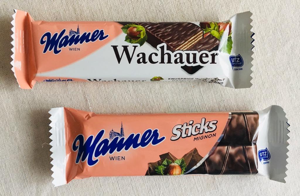 Manner Wachauer Schnitte und Sticks Mignon