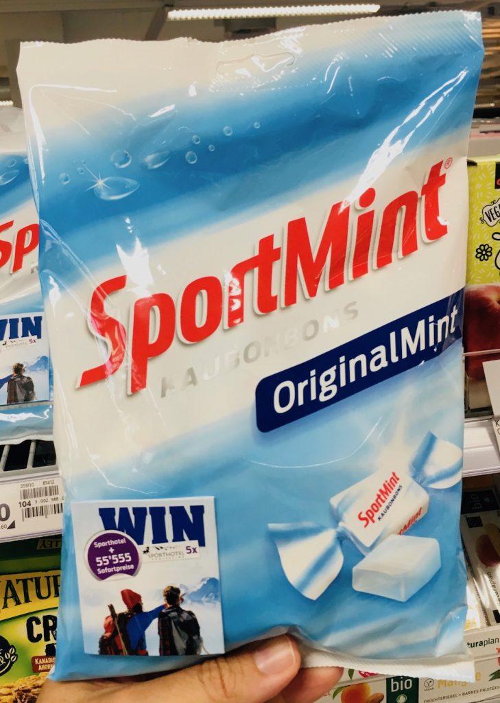 SportMint OriginalMint Halsbonbons Schweiz
