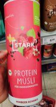 Stark Protein Müsli für Morgenmuffel Himbeere Schoko