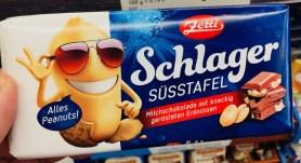 Zetti Schlager Süsstafel Erdnuss