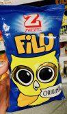 Zweifel Chips Filu Original Eulenmotiv