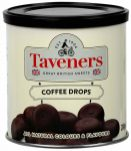 Taveners Coffee Drops 200 Gramm-Runddose