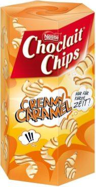 Choclait Chips Creamy Caramel Edition