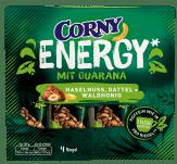 Corny Müsliriegel Energy mit Guarana Haselnuss-Dattel